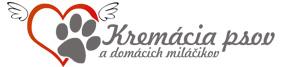 Kremácia psov a domácich miláčikov Logo